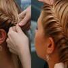 Несколько способов плетения кос