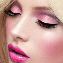 Восточный макияж для блондинок