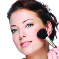 Нанесение делового макияжа