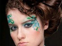 Выбор фантазийного макияжа