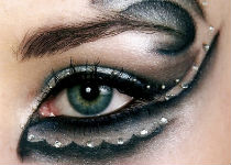 Как сделать фантазийный макияж новичку