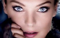 Макияж для голубо-серых глаз - чисто серые глаза