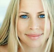 Идеальный макияж для голубо-серых глаз