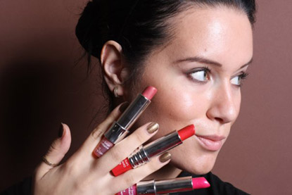Техника выполнения макияжа