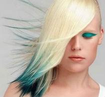 Технология выполнения блондирования
