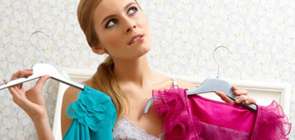 Преодолеваем сложности при выборе красивого вечернего платья на свадьбу