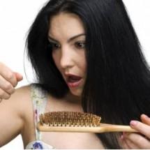 Выпадения волос и лечение после родов