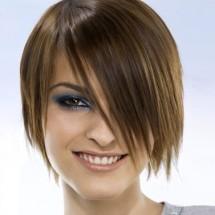 """Лицо с коррекцией макияжа под """"золотое сечение"""""""