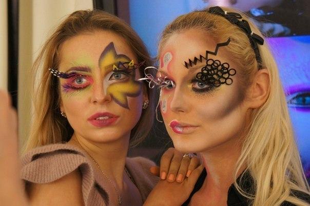 Тенденции макияжа и этого сезона