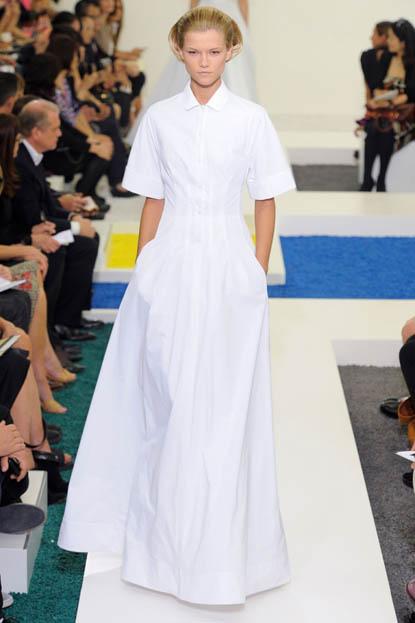 Длинные летние платья из шифона