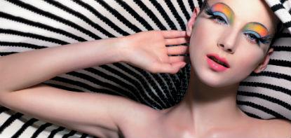 Какой макияж подходит для серо-зеленых глаз?