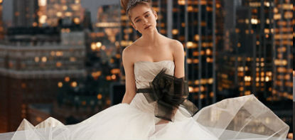 Свадебные платья от Веры Вонг – тренд!