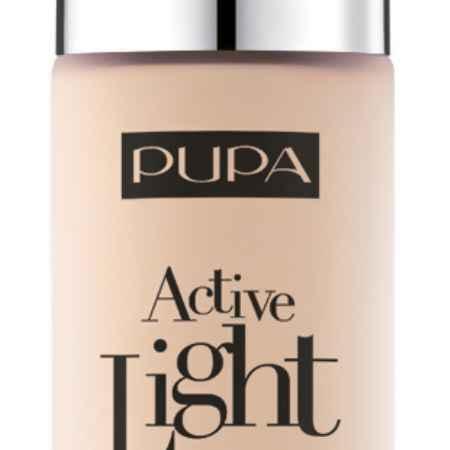 Купить Pupa Active Light 010 (Цвет 010 Porcelain) 010 Porcelain