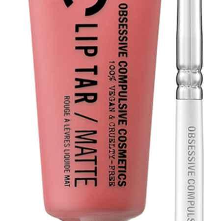 Купить Obsessive Compulsive Cosmetics Lip Tar: Matte Memento (Цвет Memento - Mid-tone pink/plum neutral) Memento - Mid-tone pink/plum neutral