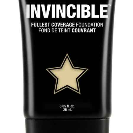 Купить NYX Invincible Fullest Coverage Foundation 01 (Цвет 01 Ivory) 01 Ivory