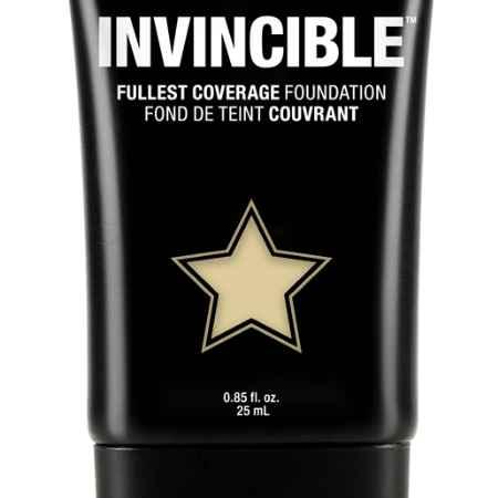Купить NYX Invincible Fullest Coverage Foundation 01 (Цвет 01 Ivory) 01 Ivory