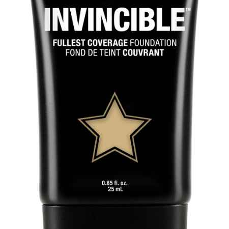 Купить NYX Invincible Fullest Coverage Foundation 07 (Цвет 07 Medium Beige)