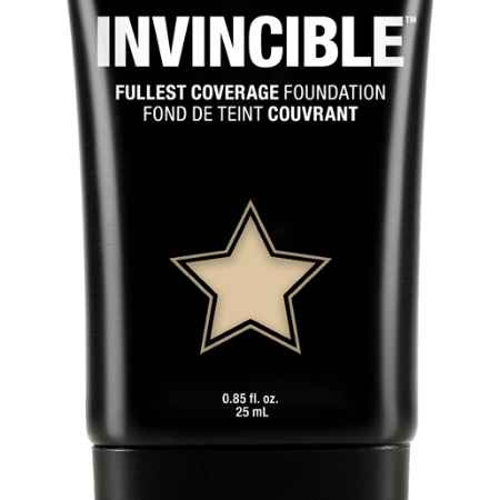 Купить NYX Invincible Fullest Coverage Foundation 02 (Цвет 02 Fair)