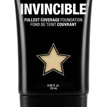 Купить NYX Invincible Fullest Coverage Foundation 04 (Цвет 04 Light) 04 Light
