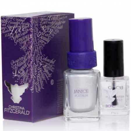 Купить Christina Fitzgerald Лак для ногтей Janice Christina Fitzgerald 8587