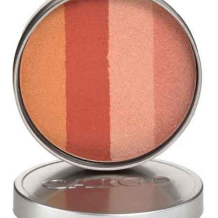 Купить Cargo Cosmetics Румяна + бронзатор BeachBlush Echo Beach (Цвет Echo Beach)