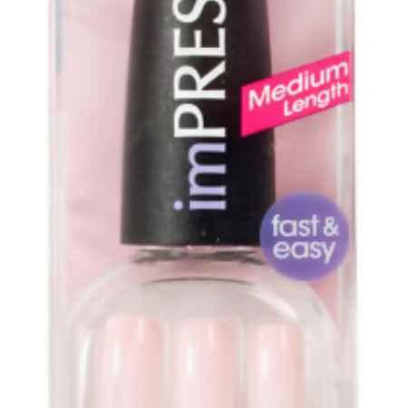 Купить Kiss Твердый лак imPRESS. Medium Length (Цвет BIPM010 Нежность) BIPM010 Нежность