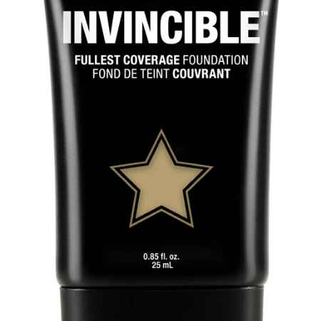 Купить NYX Invincible Fullest Coverage Foundation 08 (Цвет 08 Golden Beige)