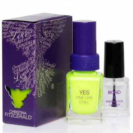 Купить Christina Fitzgerald Лак для ногтей Yes Christina Fitzgerald 8537