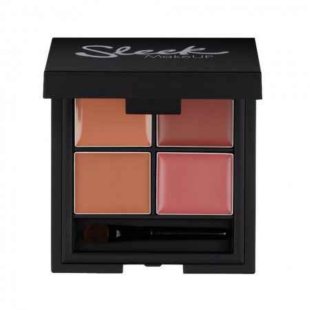 Купить Sleek MakeUP Lip 4 Palette (Цвет Ballet) Ballet