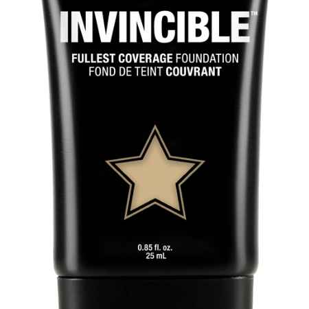Купить NYX Invincible Fullest Coverage Foundation 06 (Цвет 06 Medium) 06 Medium