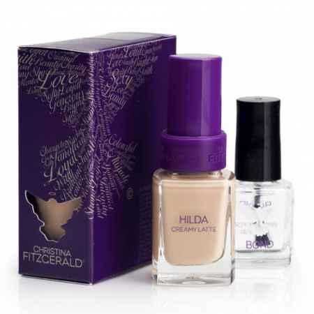 Купить Christina Fitzgerald Лак для ногтей Hilda Christina Fitzgerald 4655