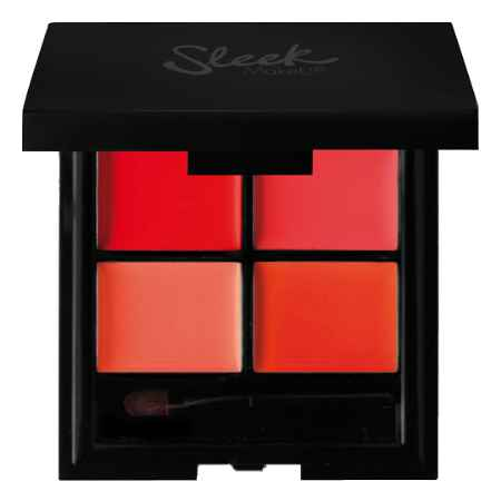 Купить Sleek MakeUP Lip 4 Palette (Цвет Siren)