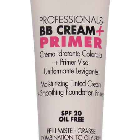 Купить Pupa Professionals BB Cream + Primer 001 (Цвет 001 Nude) 001 Nude