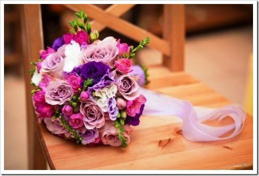 Свадебные букеты 2015 фото