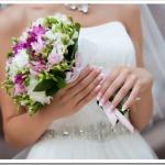 Тенденции свадебных букетов 2015 года