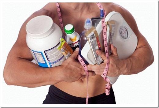 Мифы и предрассудки о спортивном питании