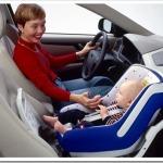 Критерии выбор детского автокресла