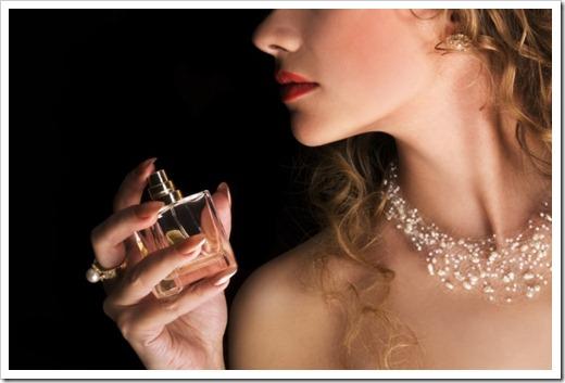 Простейший способ проверки парфюма