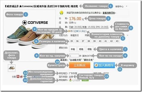 Почему не стоит осуществлять покупки на Taobao самостоятельно?