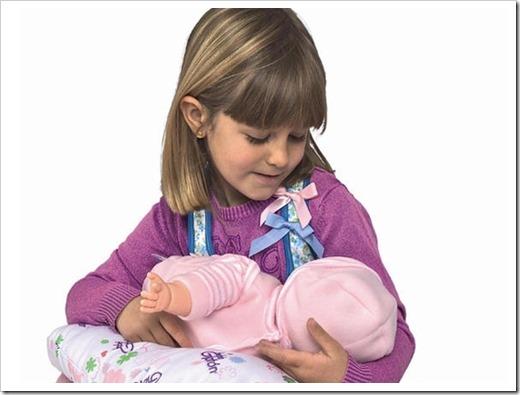 набор кукол для ребенка