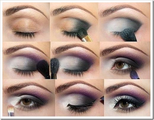 правила вечернего макияжа