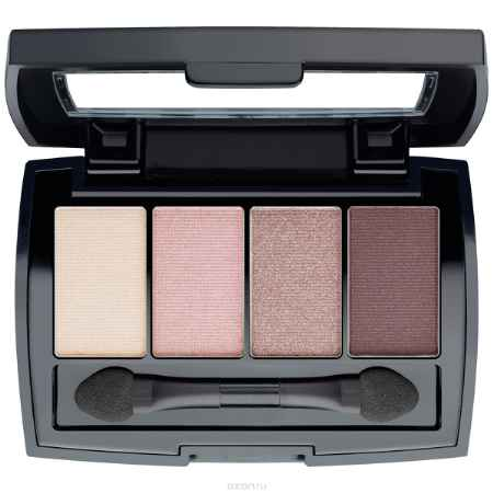 Купить BE YU Тени для век COLOR CATCH EYE PALETTE 387, 4*0,8 г.