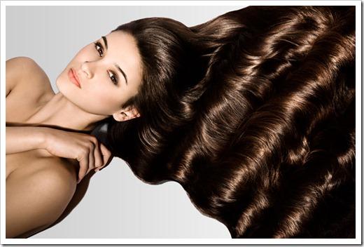Увлажнение и укрепление волос