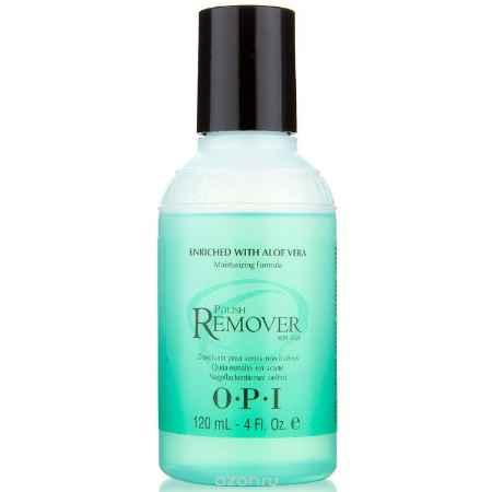 Купить OPI Жидкость для снятия лака с экстрактом алоэ, 120 мл
