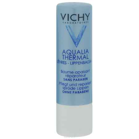 Купить Vichy Aqualia Thermal Увлажняющий и восстанавливающий бальзам для губ