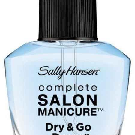 Купить Sally Hansen Nailcare Капли для быстрого высушивания лака dry & go drops 11 мл