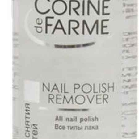 Купить Corine De Farme Жидкость для снятия лака с ногтей, 200 мл