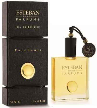 Купить Esteban Collection Les Matieres Туалетная вода Patchouli 50 мл