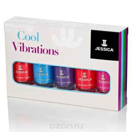 Купить Набор лаков для маникюра /Cool Vibrations (5 лаков 7,4мл)
