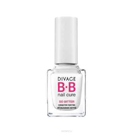 Купить DIVAGE BB NAIL CURE Средство против обгрызания ногтей «SO BITTER», 12 мл